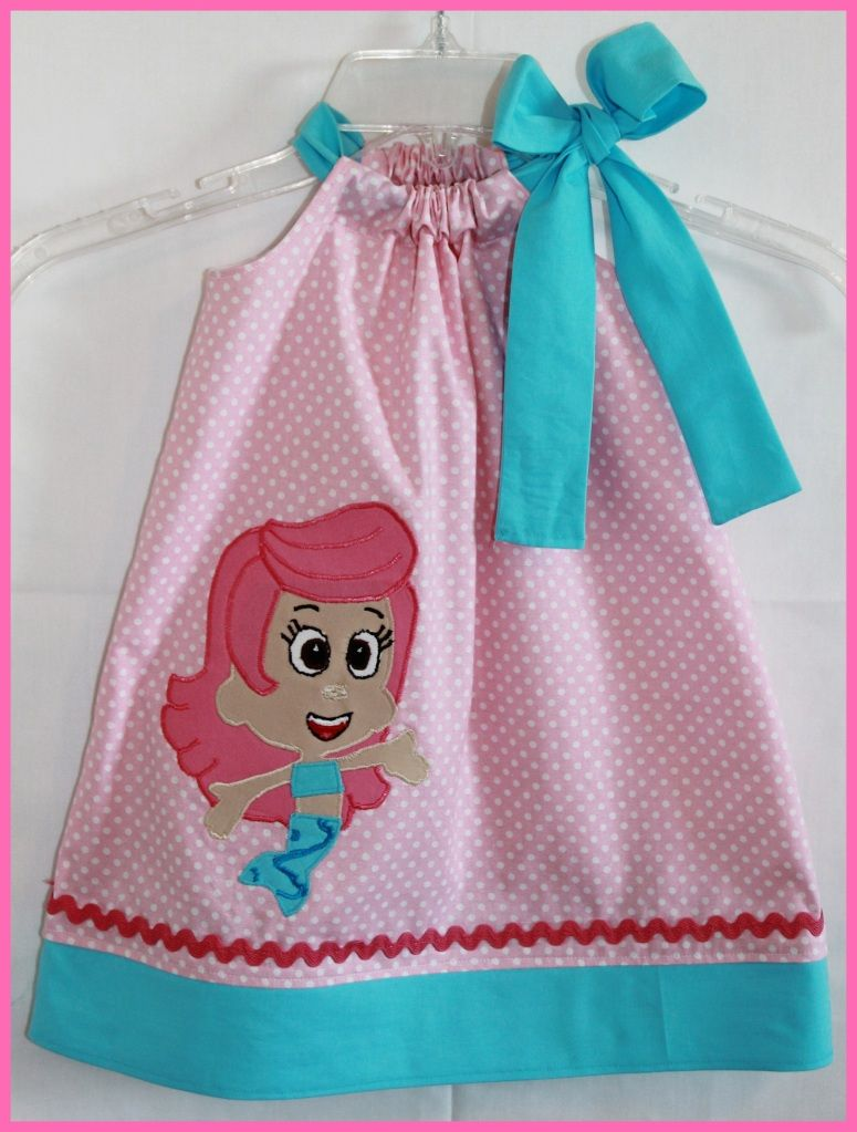 Bubble Guppies Molly :) | baby | Pinterest | Ropa para bebe ...