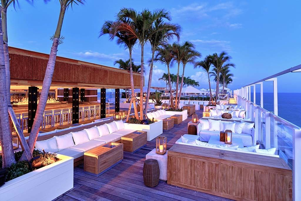 The absolute best rooftop bars in Miami | Restaurante ...
