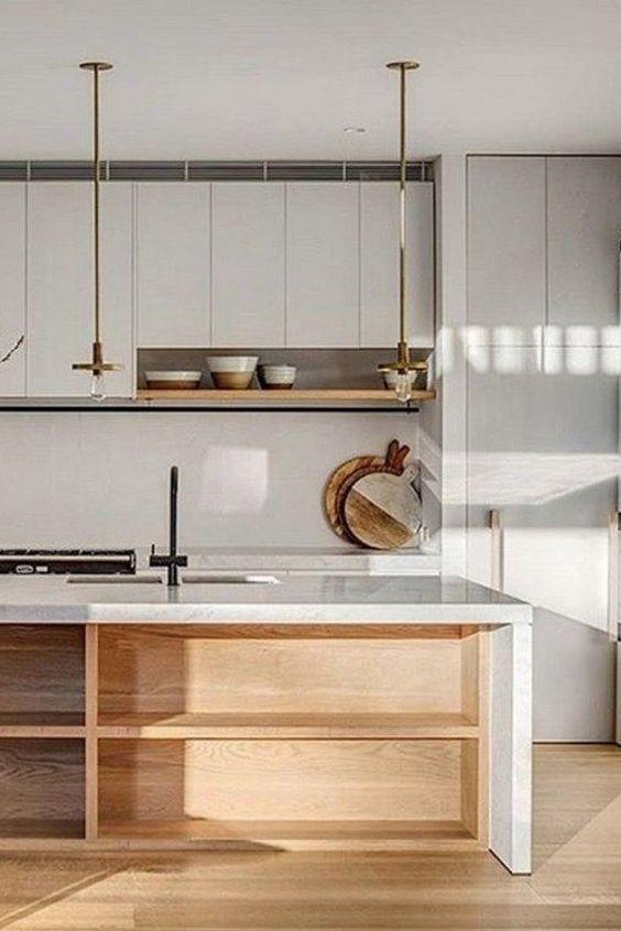 Home Kitchen Scandinavian Design Kitchen Cabinet Cabinetry Minimalism Countertop Furniture In In 2020 Luxus Kuche Design Kuchendesign Modern Minimalistische Kuche