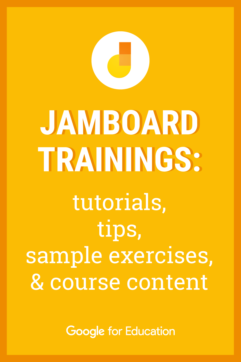 Jamboard Resources Tips And Tricks Google Education Google Classroom Elementary Elementary Lesson
