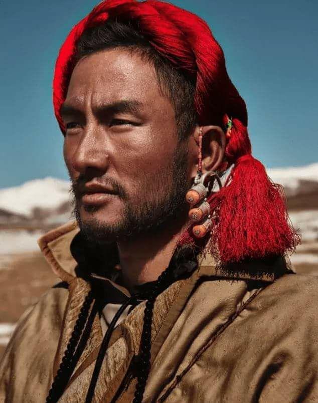 Khampa - Tibet | Portrait, People of the world, People ...