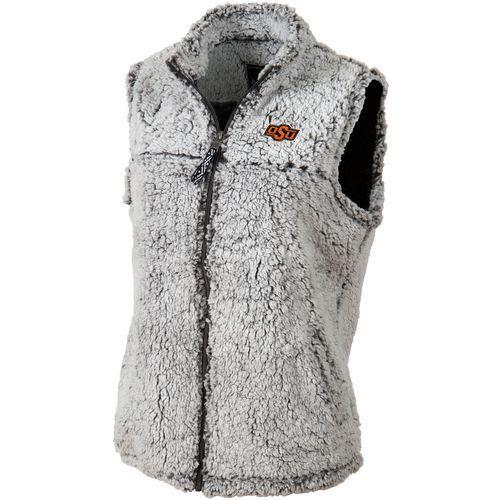 finest selection fc089 66d36 Boxercraft Women's Oklahoma State University Sherpa Vest ...