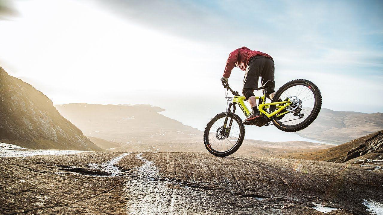 What The Heck Danny Macaskill Rides The New Santa Cruz Ebike In