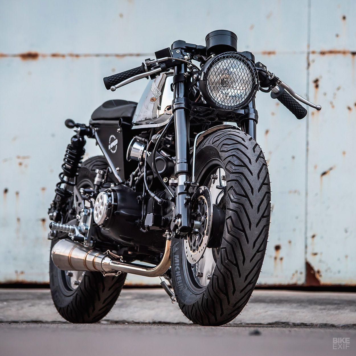 Little Ripper K Speed S Honda Monkey Cafe Racer In 2020 Cafe Racer Custom Cafe Racer Cafe Racer Bikes