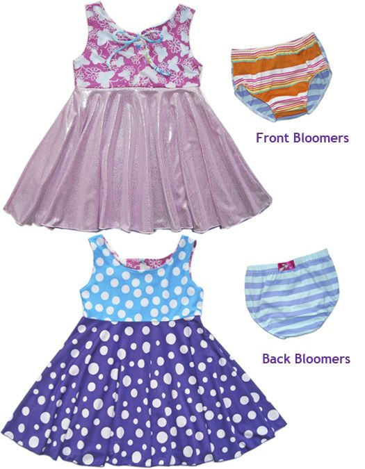 fd872083c This dress for baby girls is twirly