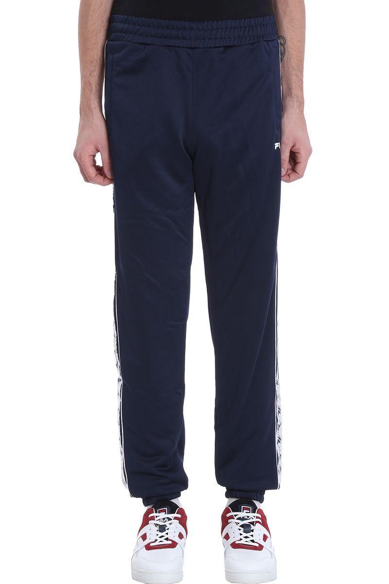 d82f2834cbb0 FILA BLUE COTTON PANTS. #fila #cloth | Fila | Pinterest | Cotton ...