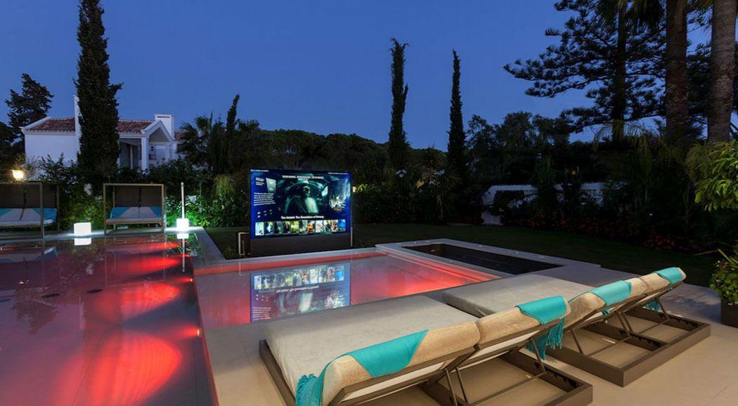 Beachside villa in santa margarita by the marbella club hotel luxurious villas of marbella pinterest marbella club and villas