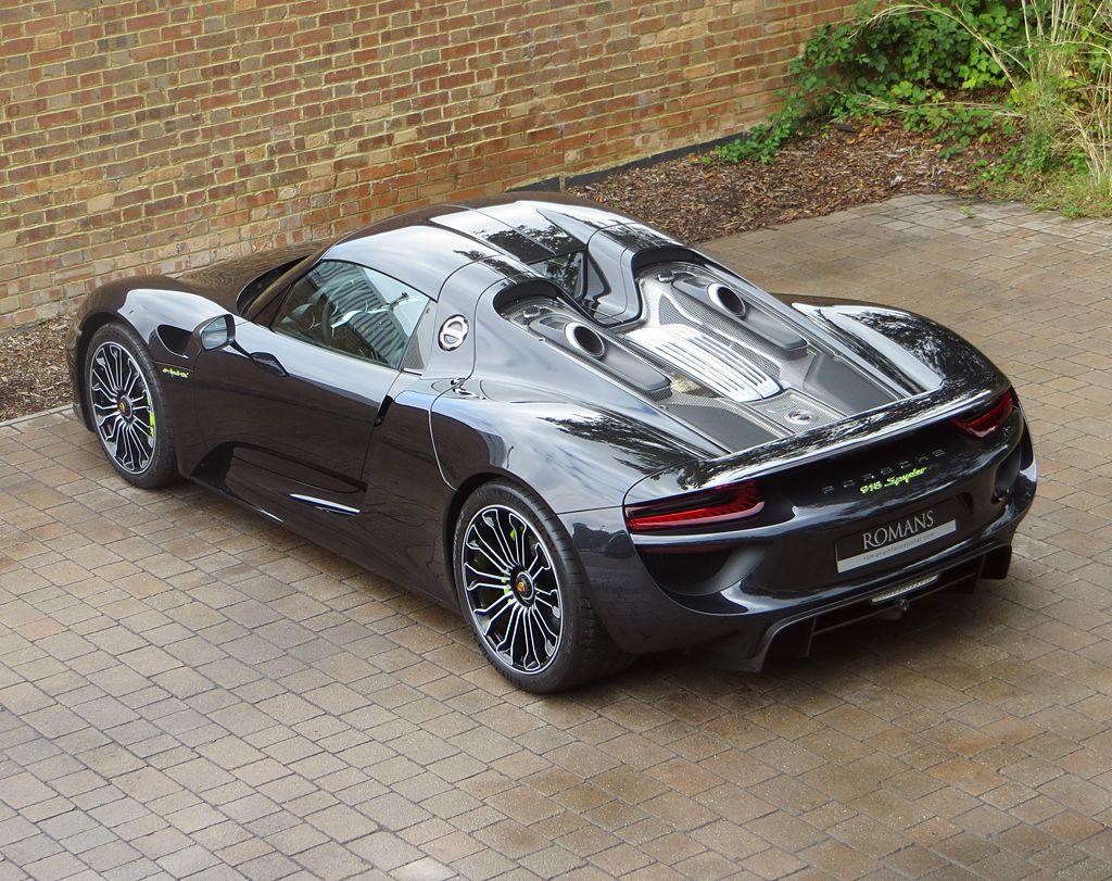 2015/15 Porsche 918 Spyder for sale at Romans