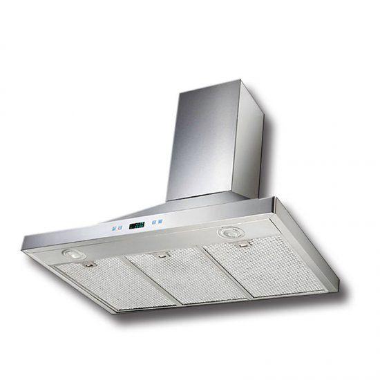 24 Classic Wall Hood Plfw 520 24 Baffle Filter 600 Cfm