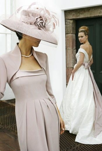 Young Mother Of The Bride Dresses | The Wedding Specialists ...