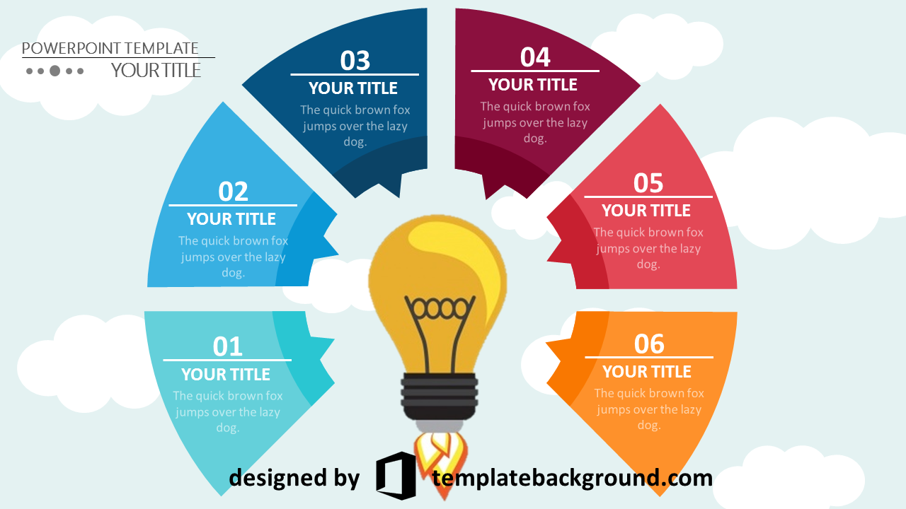 Template Presentation Ppt Free Download Power Points Pinterest