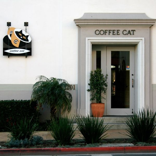 Coffee Cat Cafe Santa Barbara