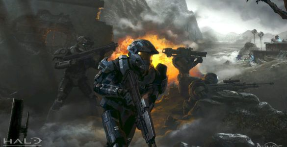 Halo Reach Is Being Considered For The Master Chief
