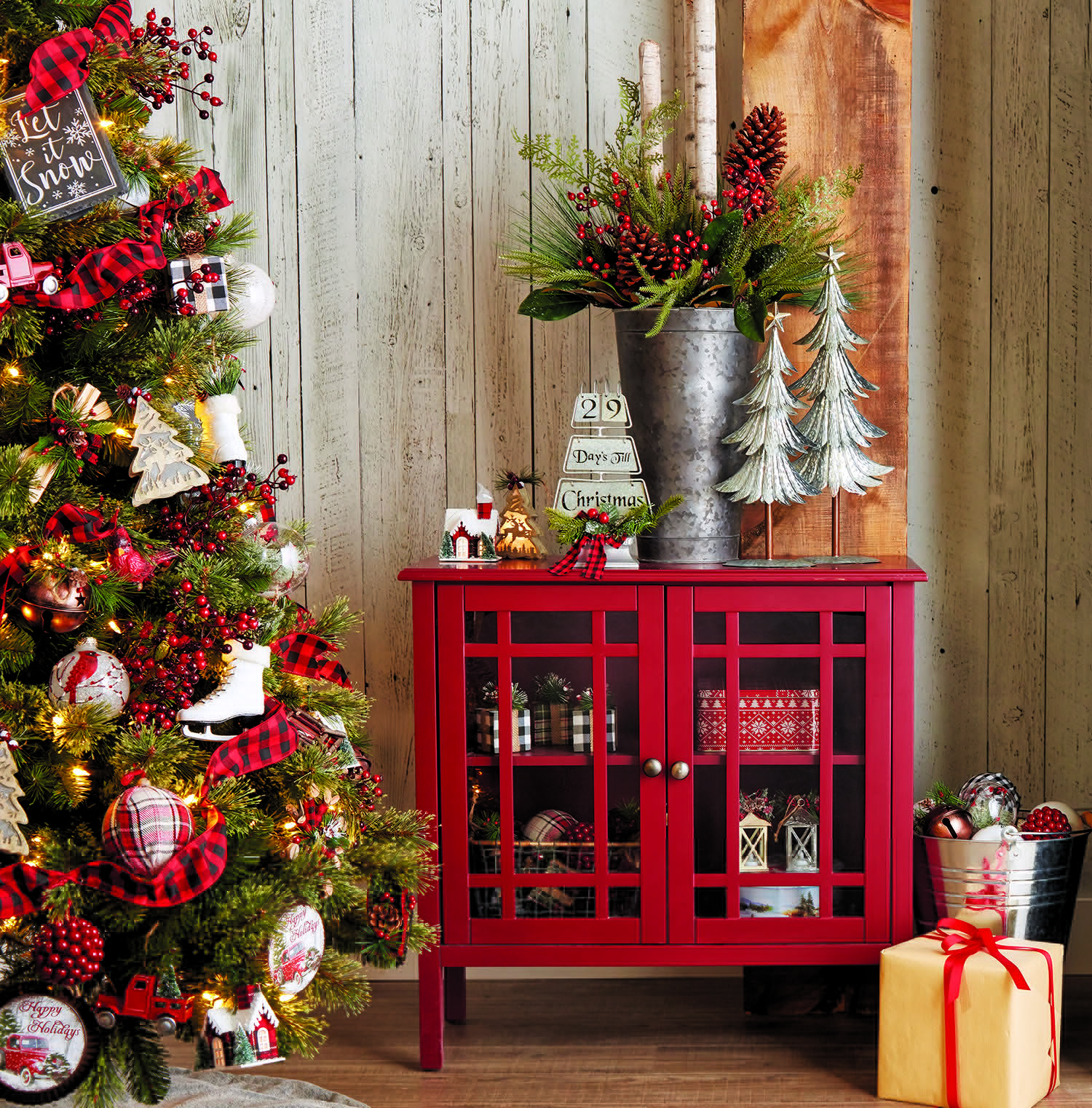 It's never too early for holiday inspo! Our Christmas
