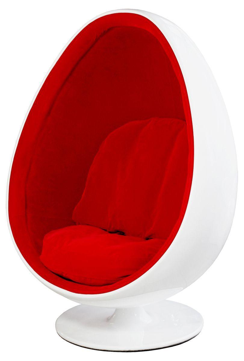 Charmant Big Egg Swivel Pod Chair