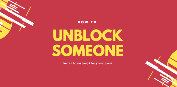 How Do I Unblock A Friend On Facebook 2020 Unblock Someone On Facebook Facebook Unblock Facebook Users Friends List Facebook Avatar