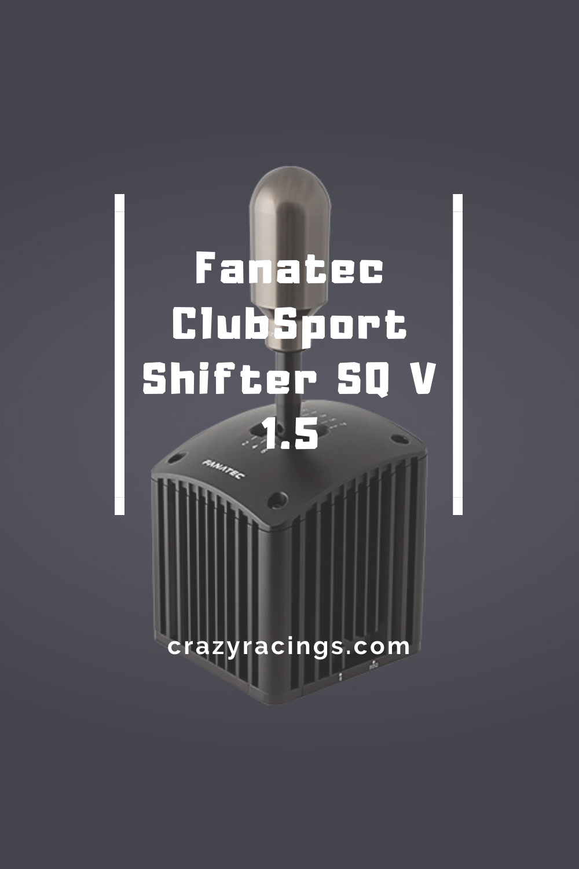 Fanatec ClubSport Shifter SQ V 1.5🔝🔥 in 2020 Shifter