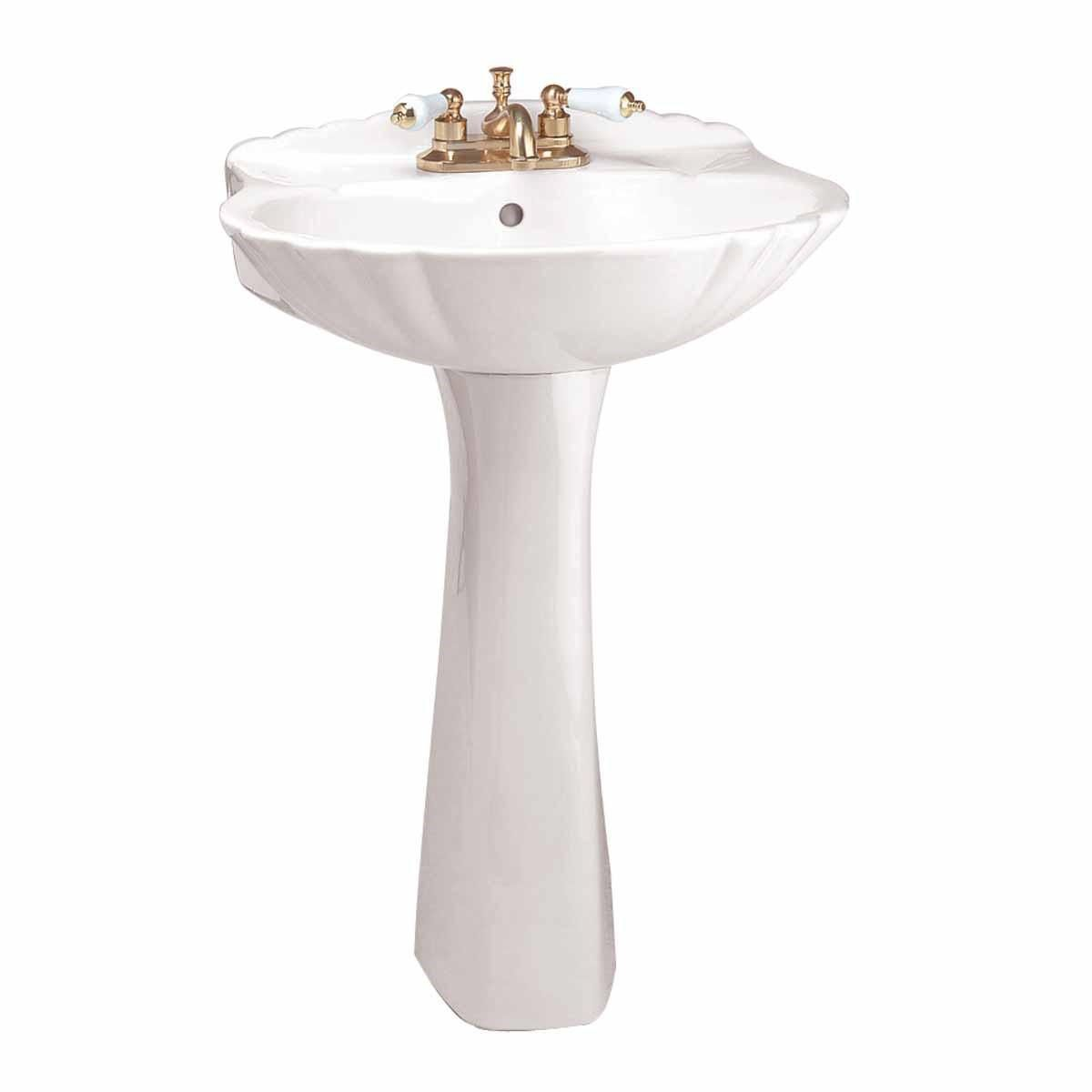 Azly Stylish Ping Pedestal Sink