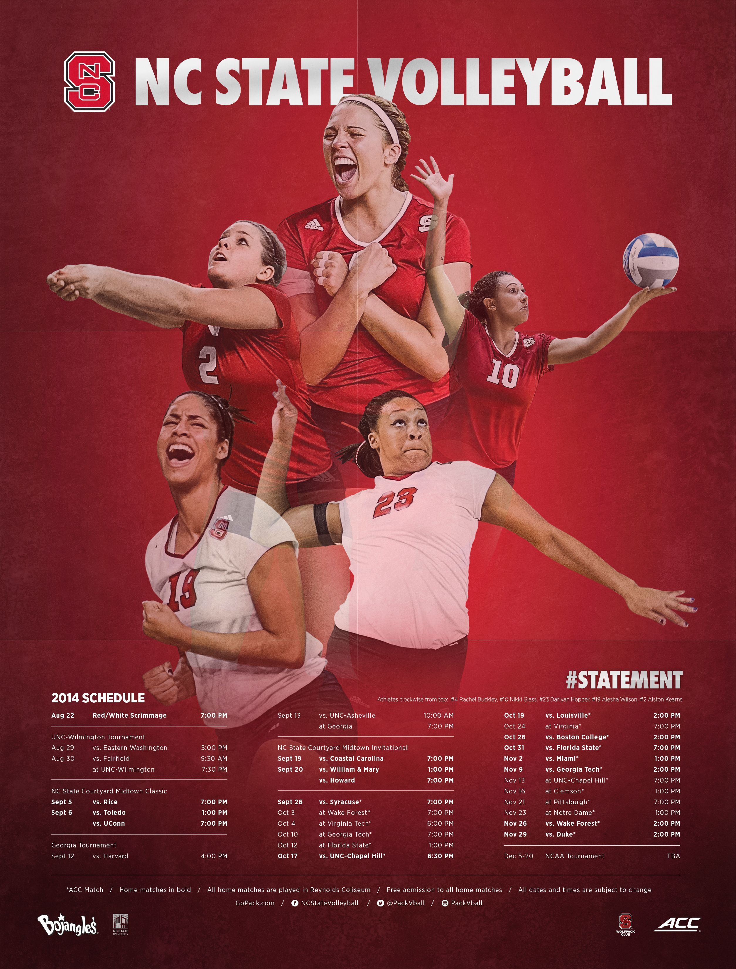 Related Image Nc State Volleyball Volleyball Posters Nc State