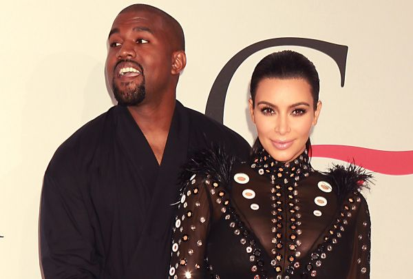 Kim Kardashian Tells Kanye West She's Pregnant After A Shower
