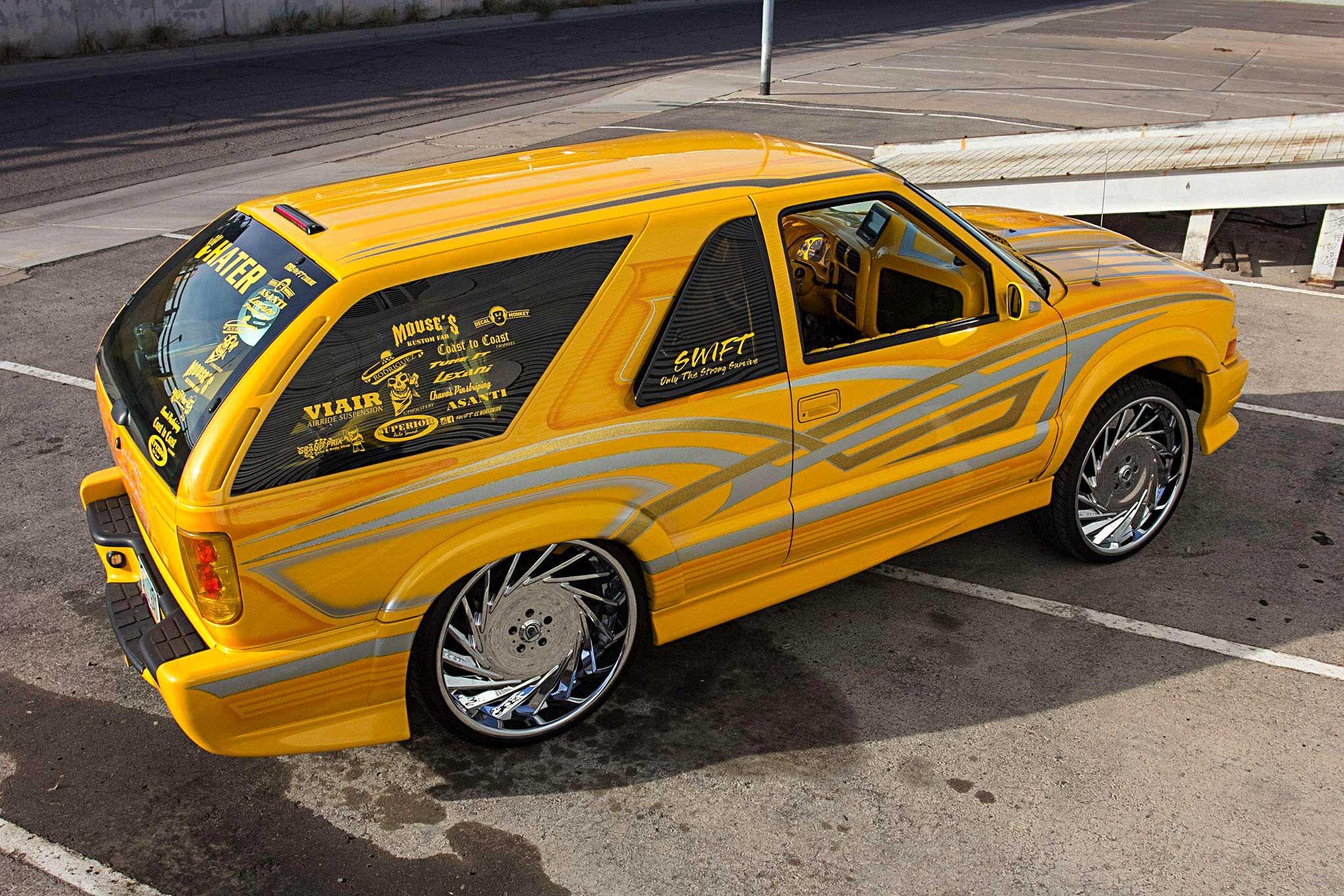 2003 chevy blazer xtreme an extreme build [ 2040 x 1360 Pixel ]