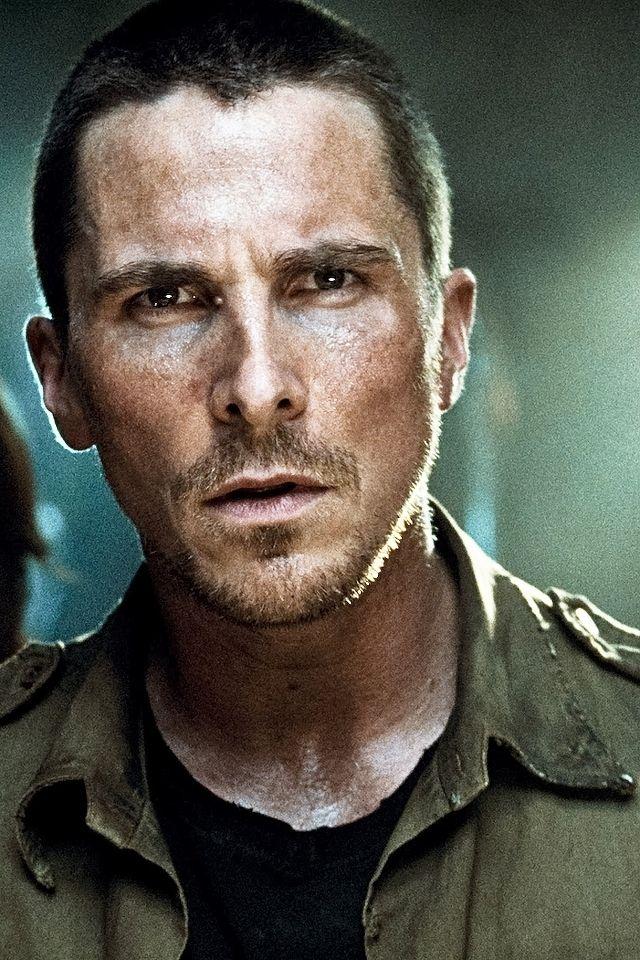 Christian Bale Terminator