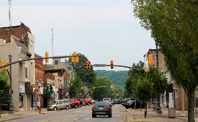 to Tuscarawas County, Ohio, which is the largest