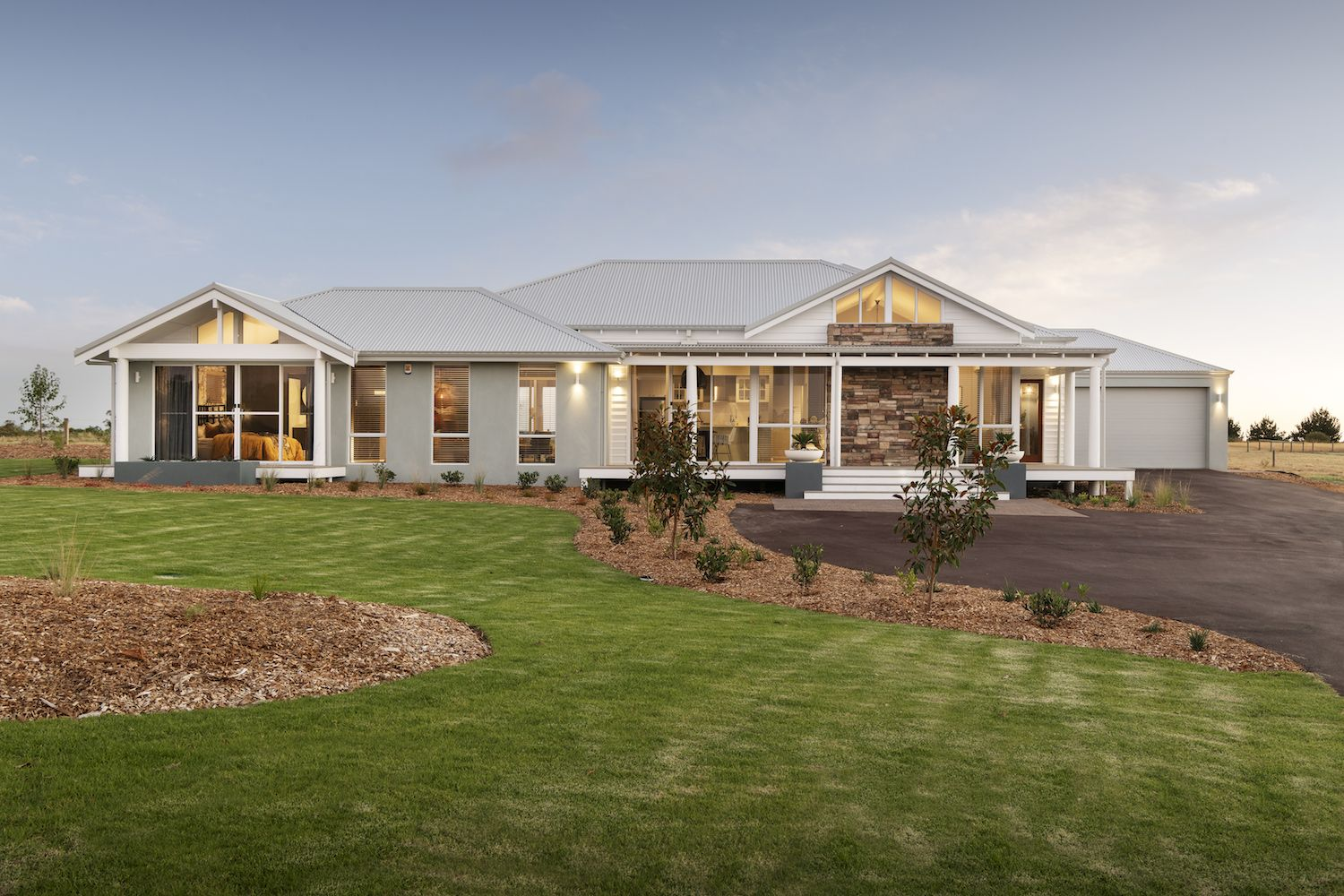 The Blaxland Retreat The Rural Building Co In 2020 Country