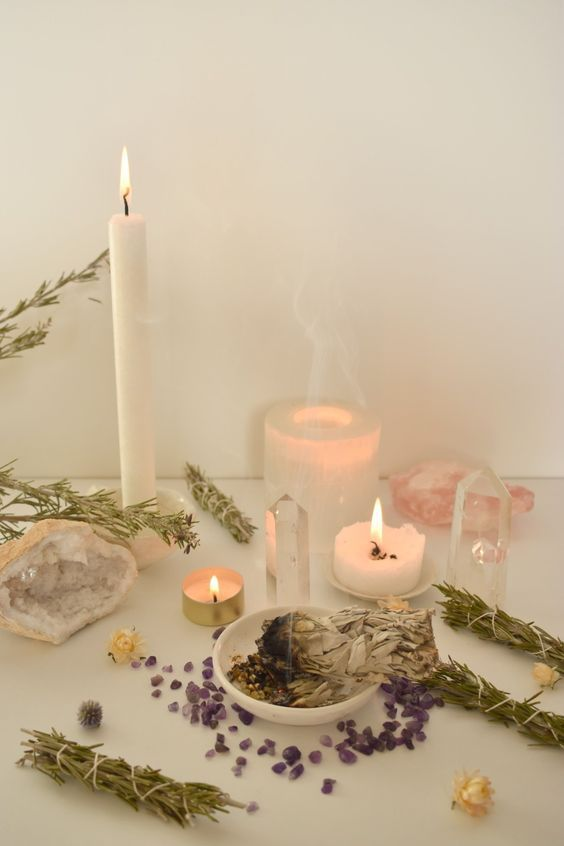 Healing Meditation with Crystals