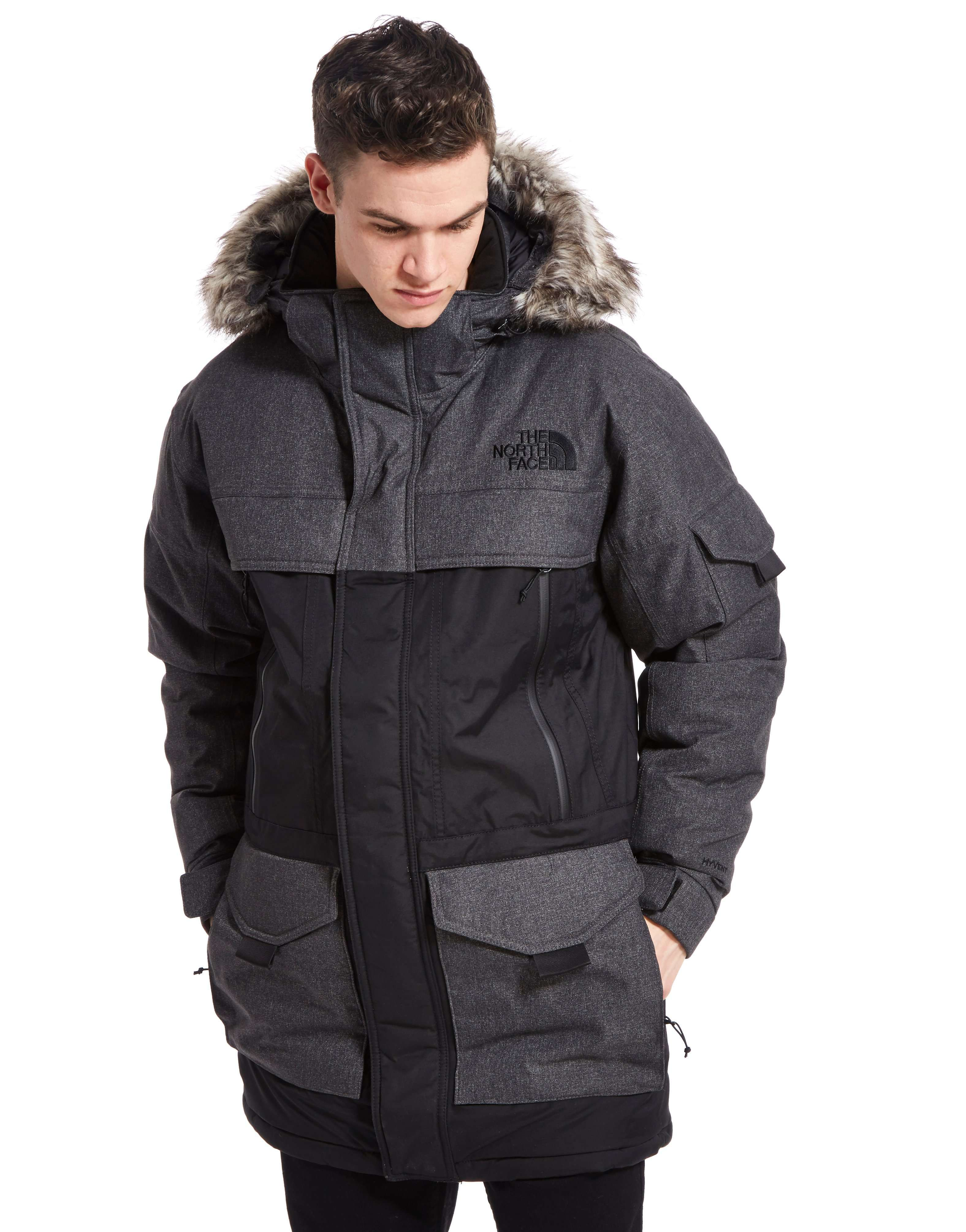 Fashion Europe The North Face Parka Jacket Mcmurdo Ii Designed