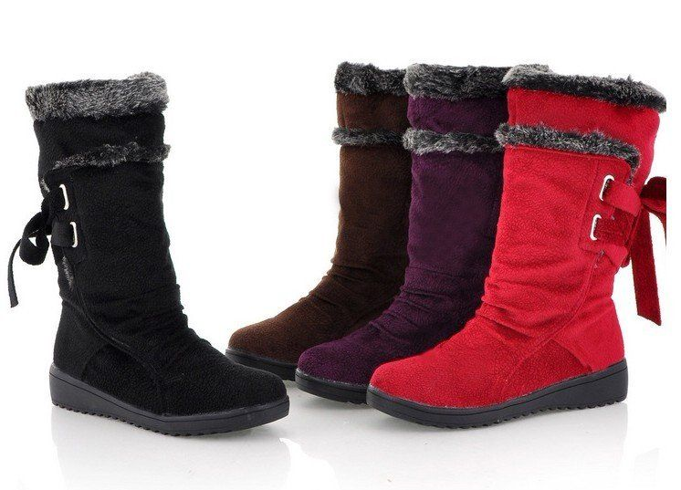 Women's Fashion Boots for Severe Winter : Fashionena | Womens ...