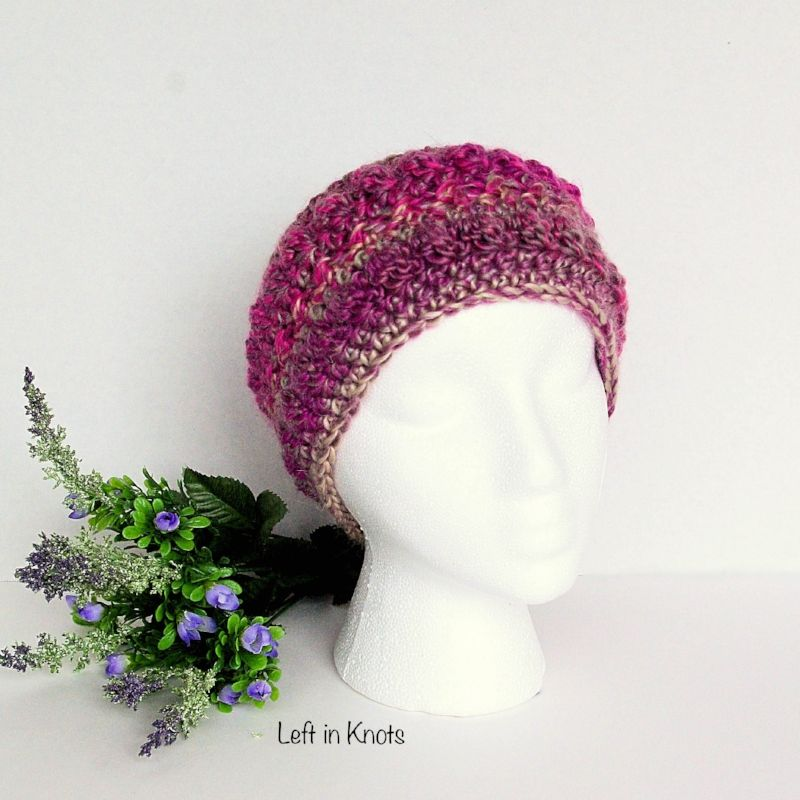 Autumn Chill Ear Warmer | Gorros de crochet y Gorros