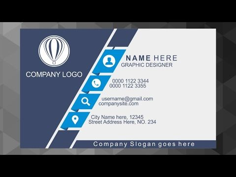 Business Card Design Inspiration Corel Draw Tutorial Business Card Inspiration Business Card Design Inspiration Business Card Design