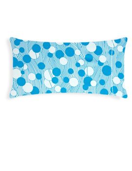 Satin Pillowcase For Curly Hair Turquoise And White Spotted Pillowcase $1499 This Silky Smooth