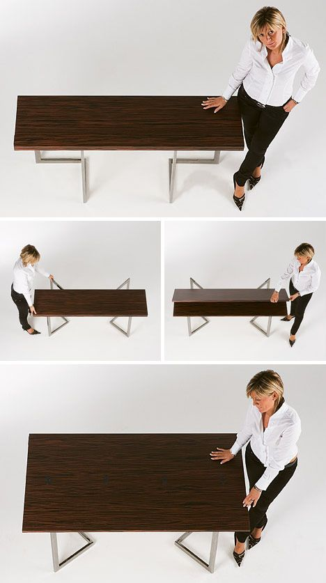 I Definitely Want This Table For Me Simple Save Space