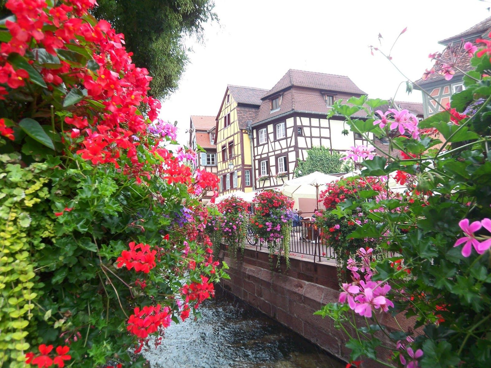 Day trip to Colmar, France: http://www.traveladdicts.net/2008/02/colmar-france.html#more