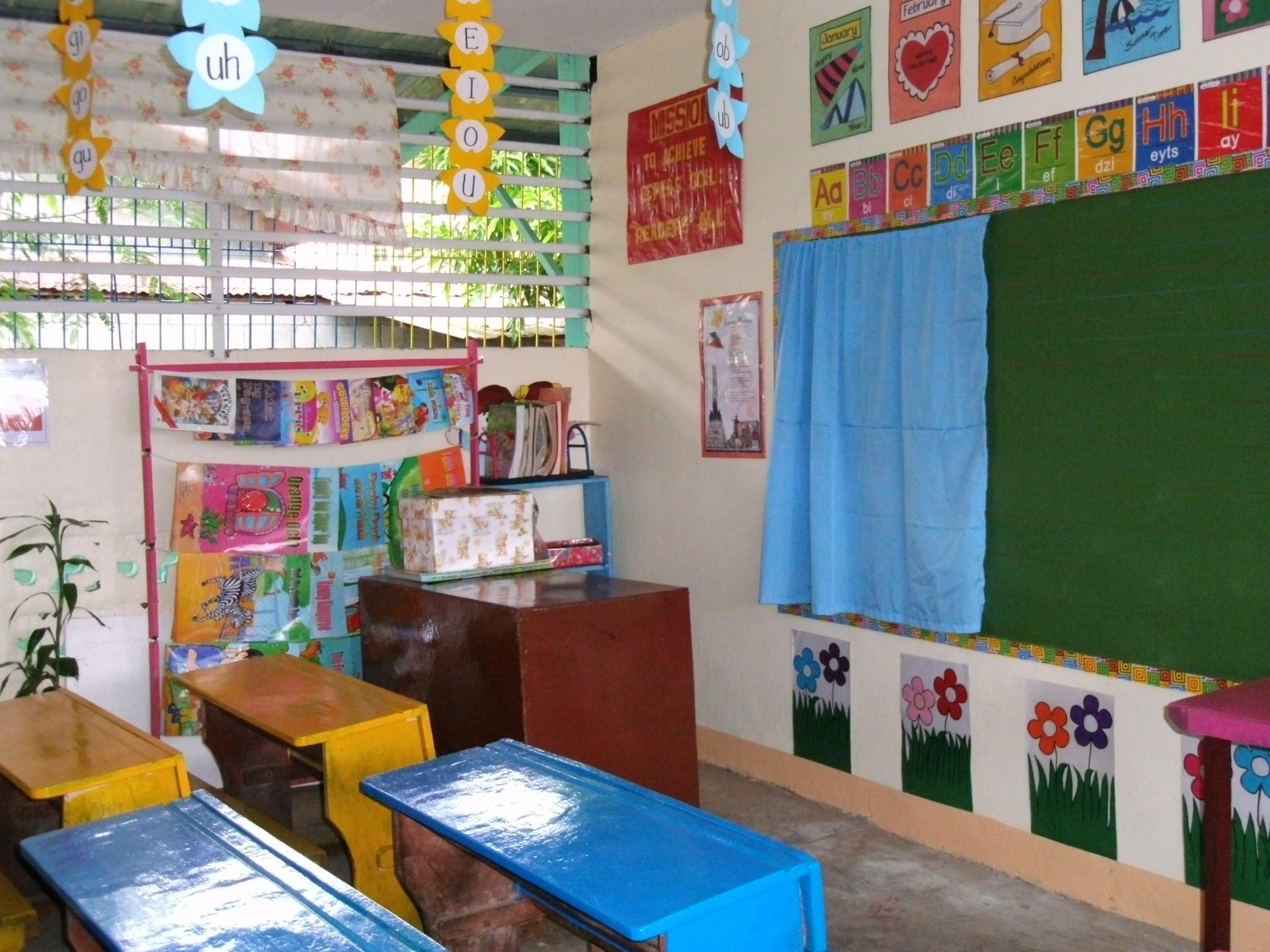 My Classroom in Siniloan Elem. School