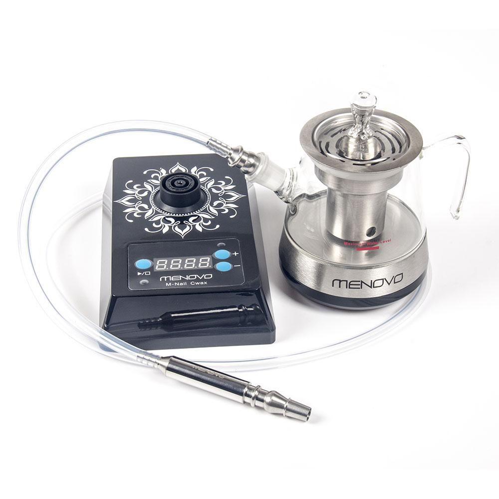 2017 Latest Electric Cigarette Wax Vaporizer Kit M Nail E Rig Nail ...