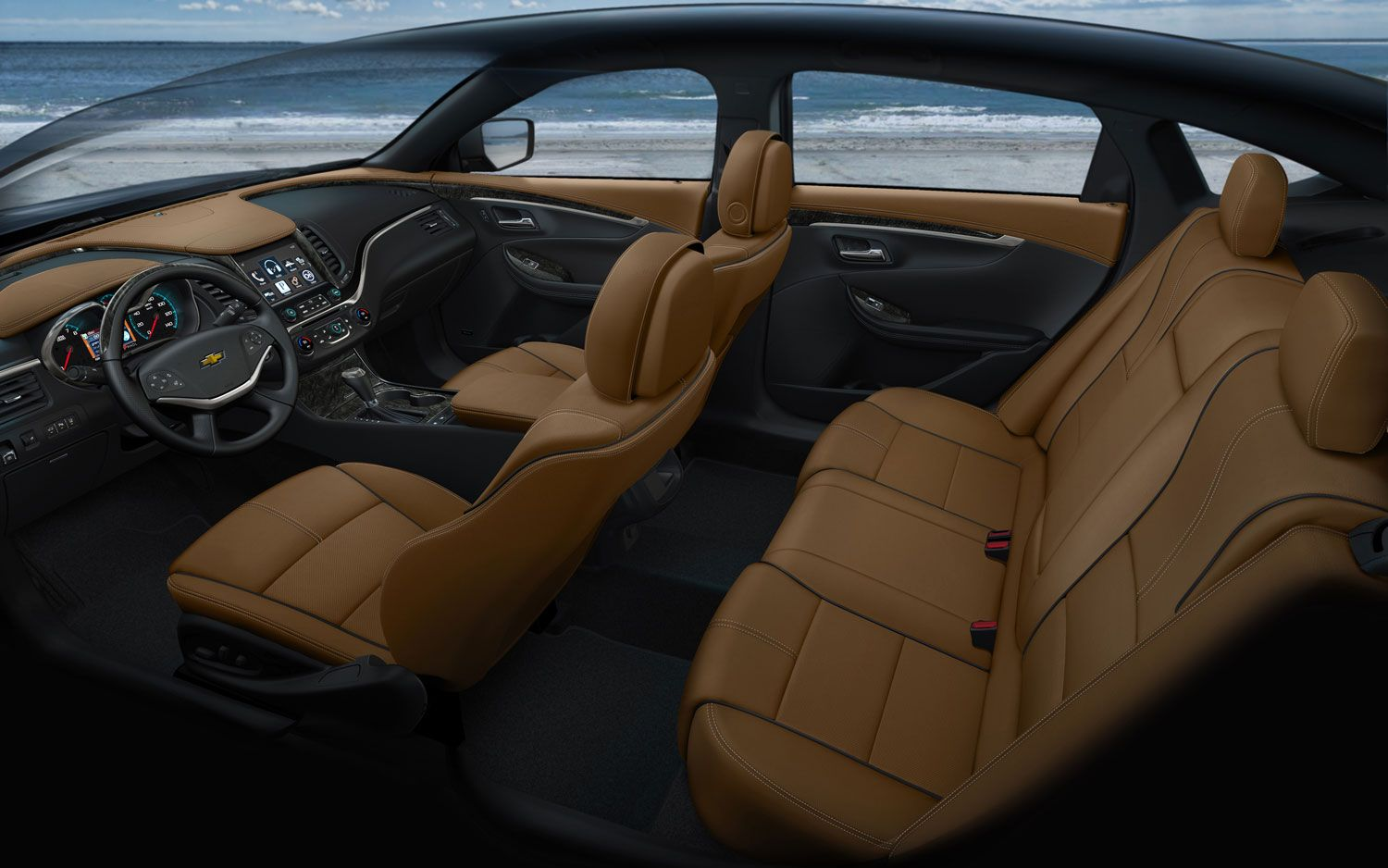 2012 New York Updated 2014 Chevy Impala And 2013 Chevy Traverse
