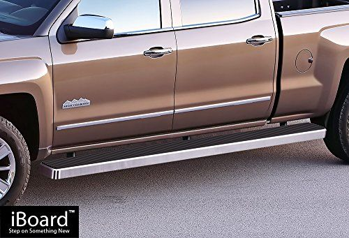 Wheel To Wheel Running Boards 5 Custom Fit 2007 2017 Chevy