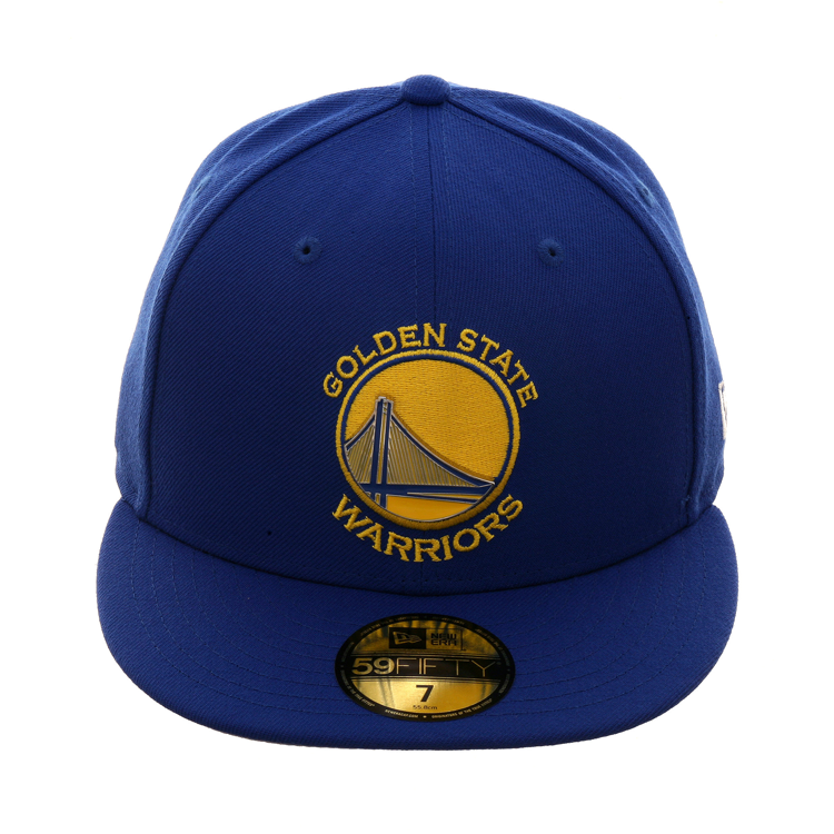 fd3ab5d8563ab0 New Era 59Fifty Golden State Warriors Metal Thread Hat - Royal, $ 39.99