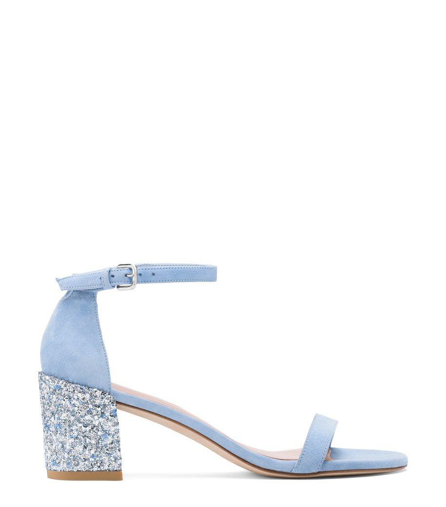 Stuart Weitzman Simplemid Wedding Shoes Block Heel Block Heels Wedding Footwear Design Women