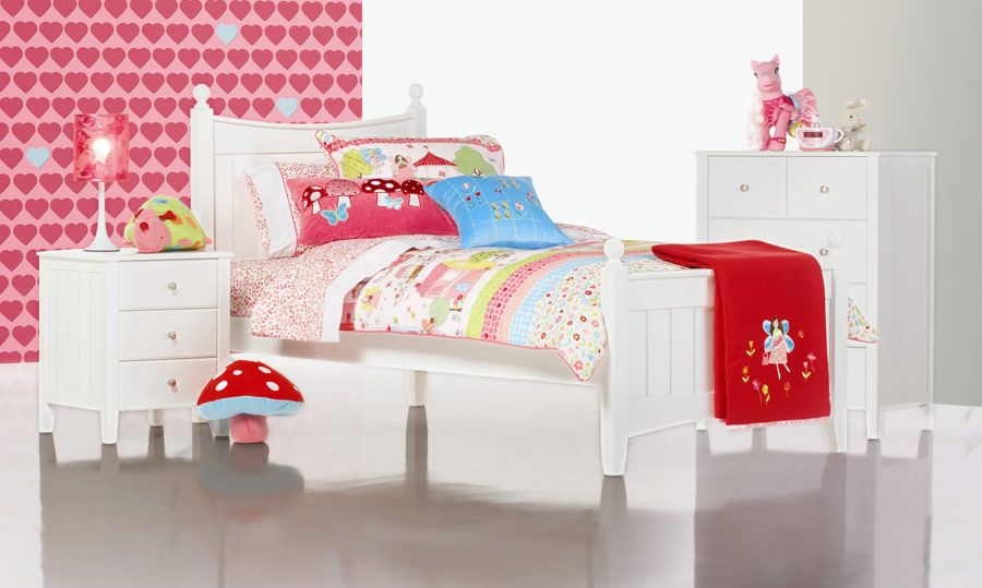 Willow King Single Timber Kids Bed with Trundle | Bedshed | Bed for ...