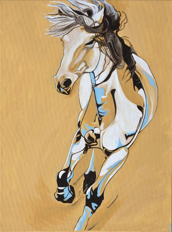 Saatchi Online Artist: Yaheya Pasha; Acrylic, 2013, Painting Matrix
