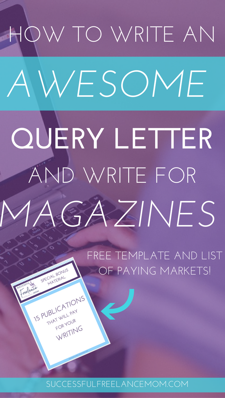 How To Write A Query Letter  Letter Templates