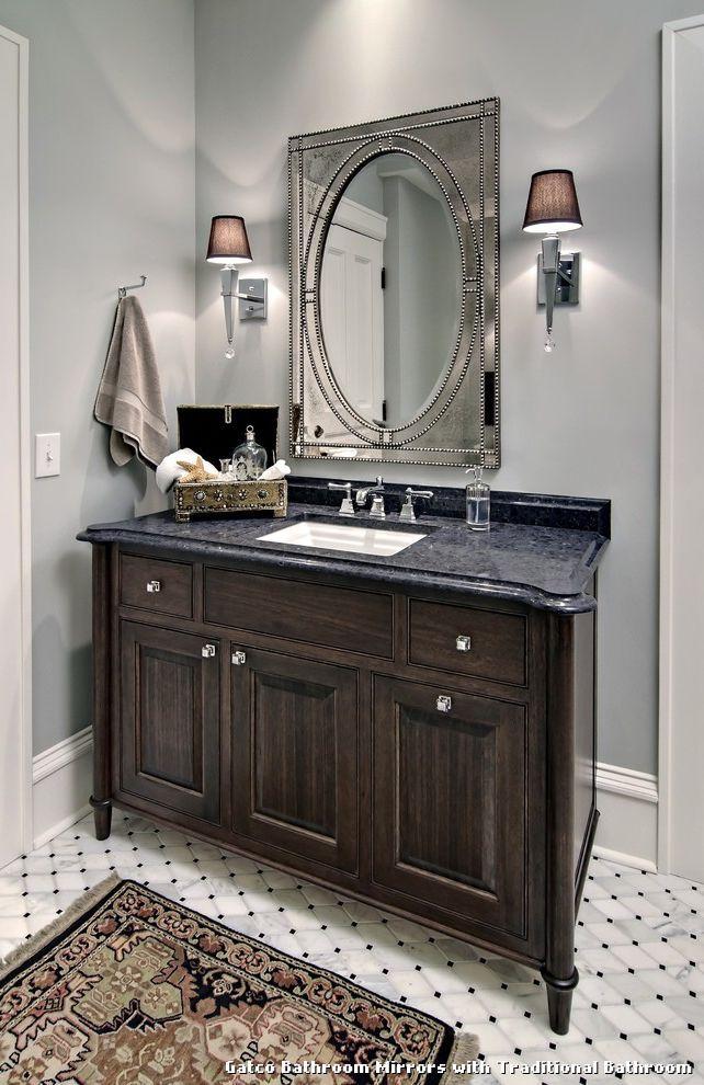 Mirror · Gatco Bathroom Mirrors