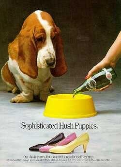 There S Nothing Like A Dog Basset Dog Basset Hound Hush Puppies
