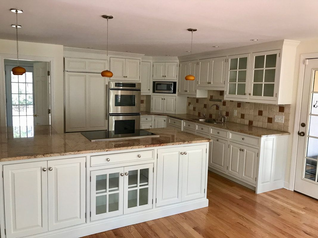 Kitchen Cabinet Painting | Need a kitchen cabinet makeover ...