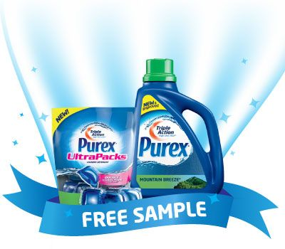 Prove It To Yourself With A Free Sample At Www Freesamplepurex