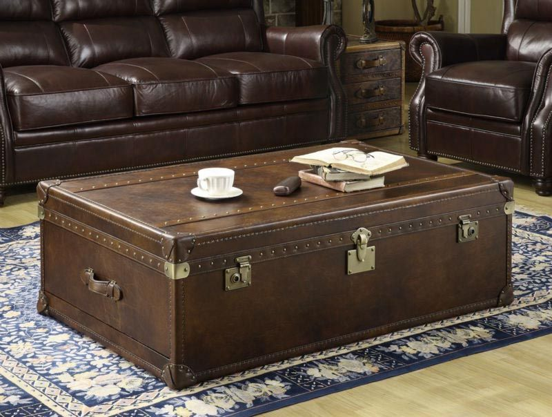 Leather Trunk Coffee Table Coffee Table Design Ideas Leather Trunk Coffee Table Coffee Table Trunk Leather Trunk
